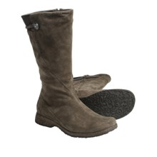 Teva Montecito Boots - Suede (For Women) in Gunsmoke - Closeouts