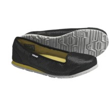 Teva Mush® Frio Ballerina Shoes - Mesh, Slip-Ons (For Women) in Black - Closeouts