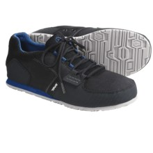 Teva Mush® Frio Canvas Shoes - Lace-Ups (For Men) in Black - Closeouts