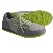 Teva Mush® Frio Canvas Shoes - Lace-Ups (For Men) in Charcoal Grey - Closeouts
