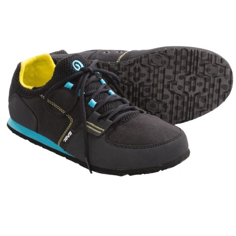 Teva Mush® Frio Canvas Shoes - Lace-Ups (For Men) in Teva Blue