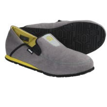 Teva Mush® Frio Canvas Shoes - Slip-Ons (For Men) in Charcoal Grey - Closeouts