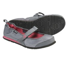 Teva Mush® Frio Mary Jane Shoes (For Women) in Charcoal Grey - Closeouts
