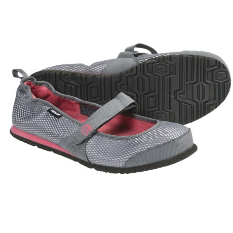 Teva Mush® Frio Mary Jane Shoes (For Women) in Charcoal Grey