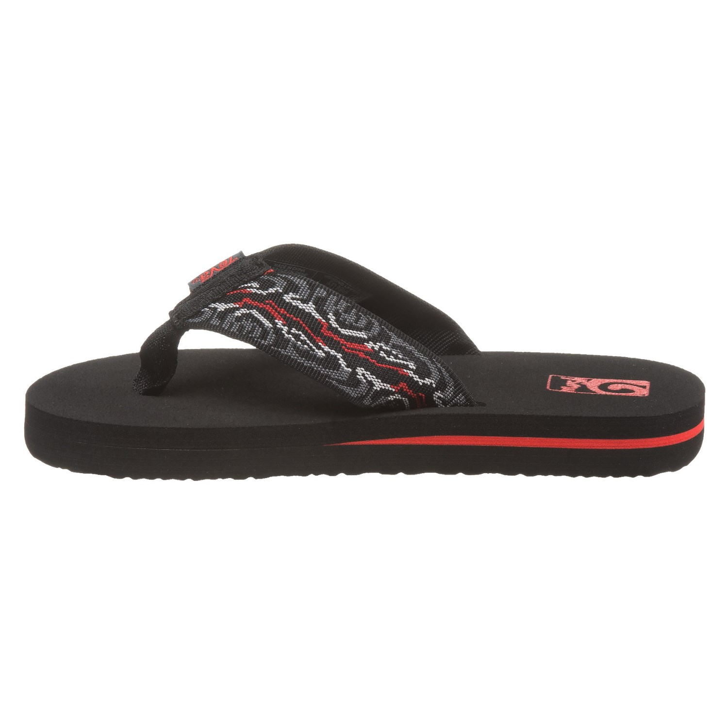 7612d7231d740e Teva Mush® II Flip-Flops (For Boys) - Save 35%