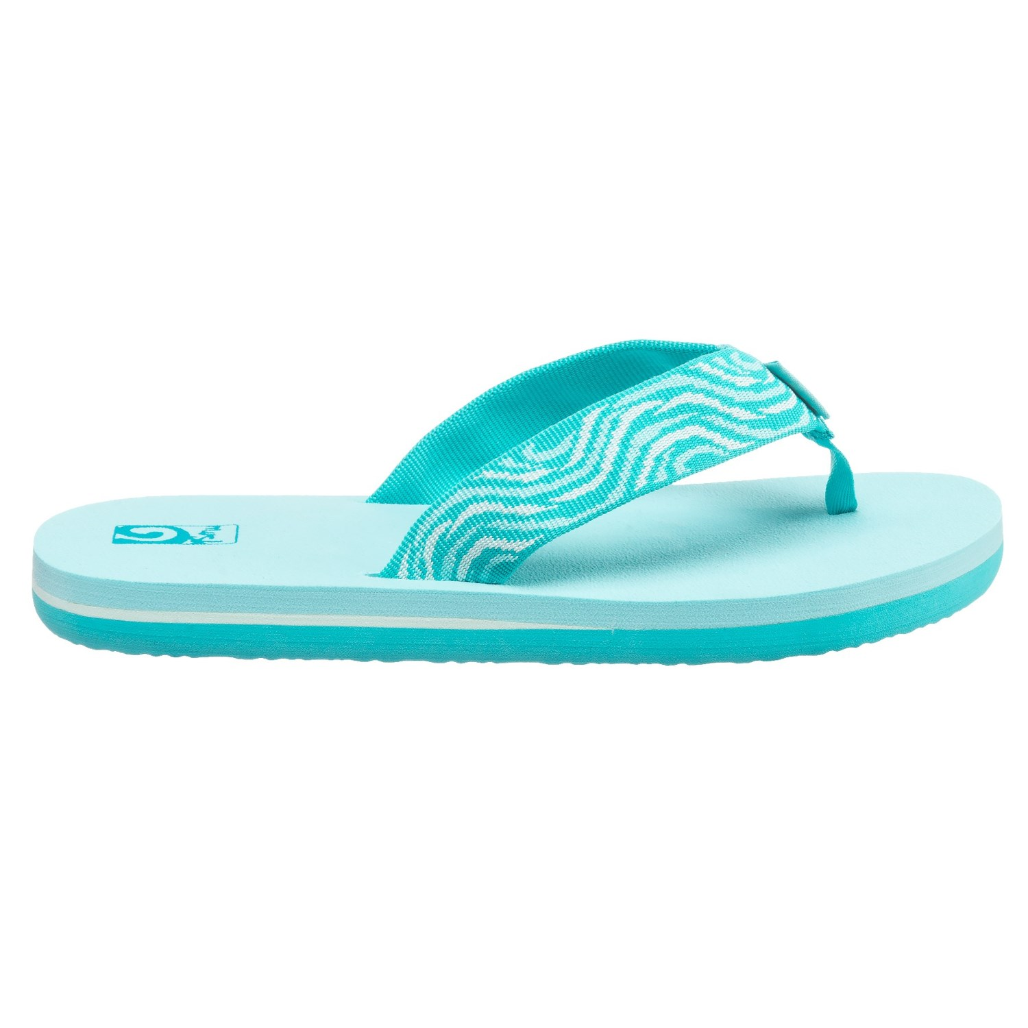 c666b1fa8247 Teva Mush® II Flip-Flops (For Girls) - Save 50%
