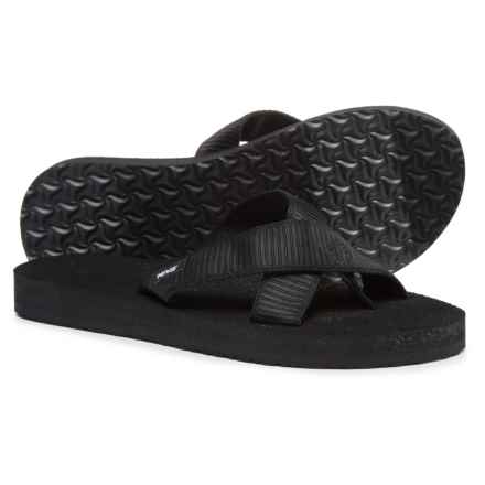 Teva Mush® Kalea Sandals (For Women) in Livy Black - Closeouts