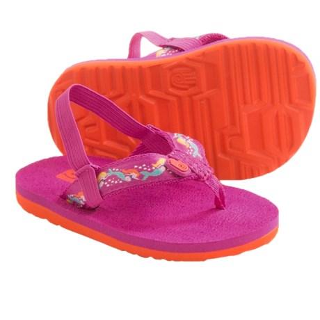 Teva Mush® Sandals (For Infants) in Mermaids Pink