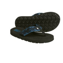 Teva Mush Sandals (For Kids) in Piranha Neptune - Closeouts