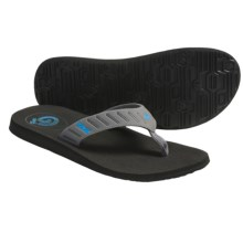Teva Mush® Sola Sandals - Flip-Flops (For Men) in Teva Blue - Closeouts