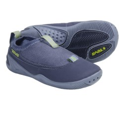 Teva Nilch Water Shoes - Minimalist (For Kids) in Black