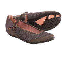 Teva Niyama Flat Mary Jane Shoes (For Women) in Brown - Closeouts