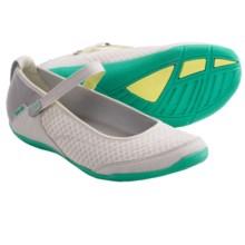 Teva Niyama Flat Mary Jane Shoes (For Women) in Grey - Closeouts