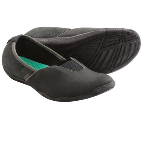 Teva Niyama Slip-On Shoes (For Women) in Black