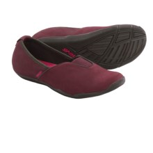 Teva Niyama Slip-On Shoes (For Women) in Burgundy - Closeouts