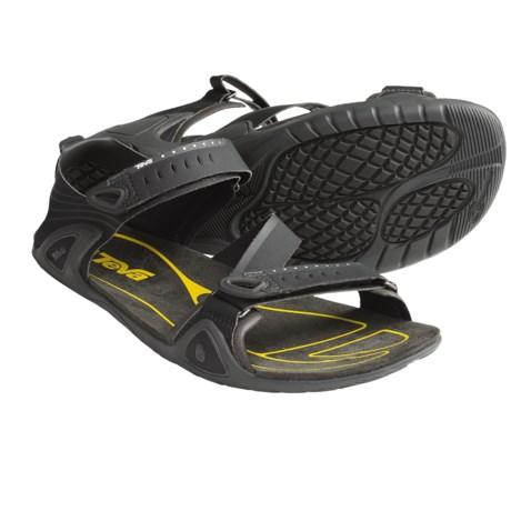 Teva Northridge Sport Sandals (For Men) in Pirate Black