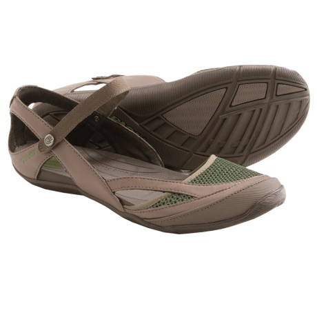 Teva Northwater Sandals Faux Leather and Mesh (For Women)
