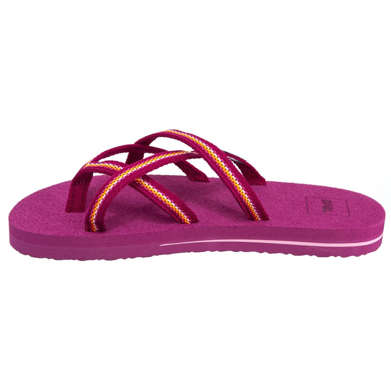 c4dbab237 Teva Olowahu Flip-Flops (For Girls) - Save 23%