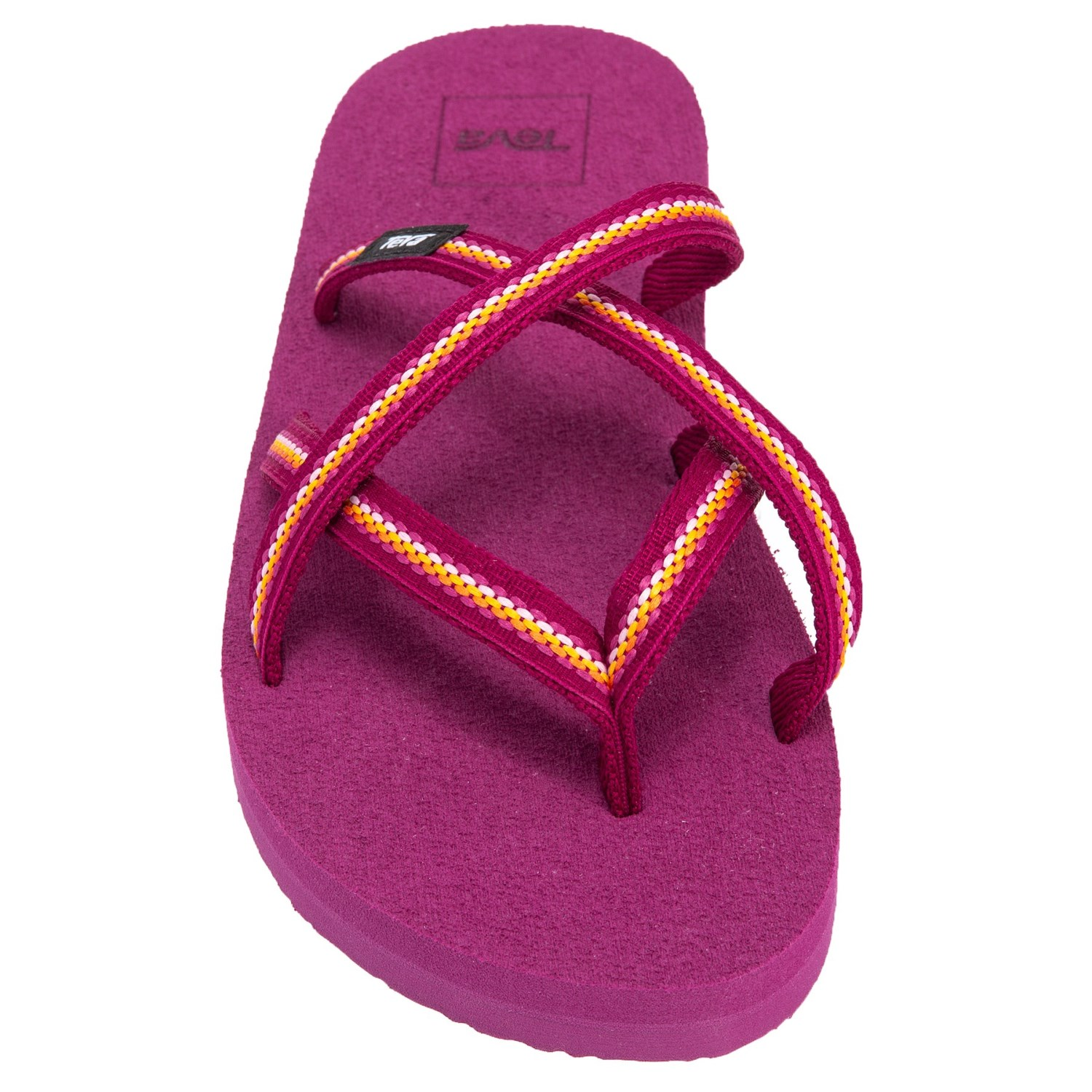 4b1569ff9cdb Teva Olowahu Flip-Flops (For Girls) - Save 23%