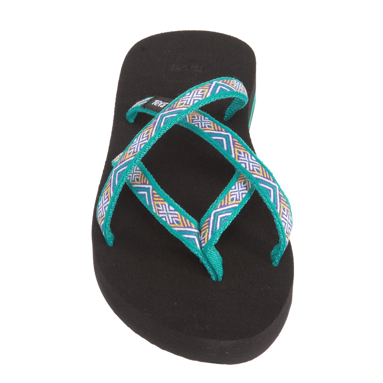 0cdfe30d0d586b Teva Olowahu Flip-Flops (For Women) - Save 35%