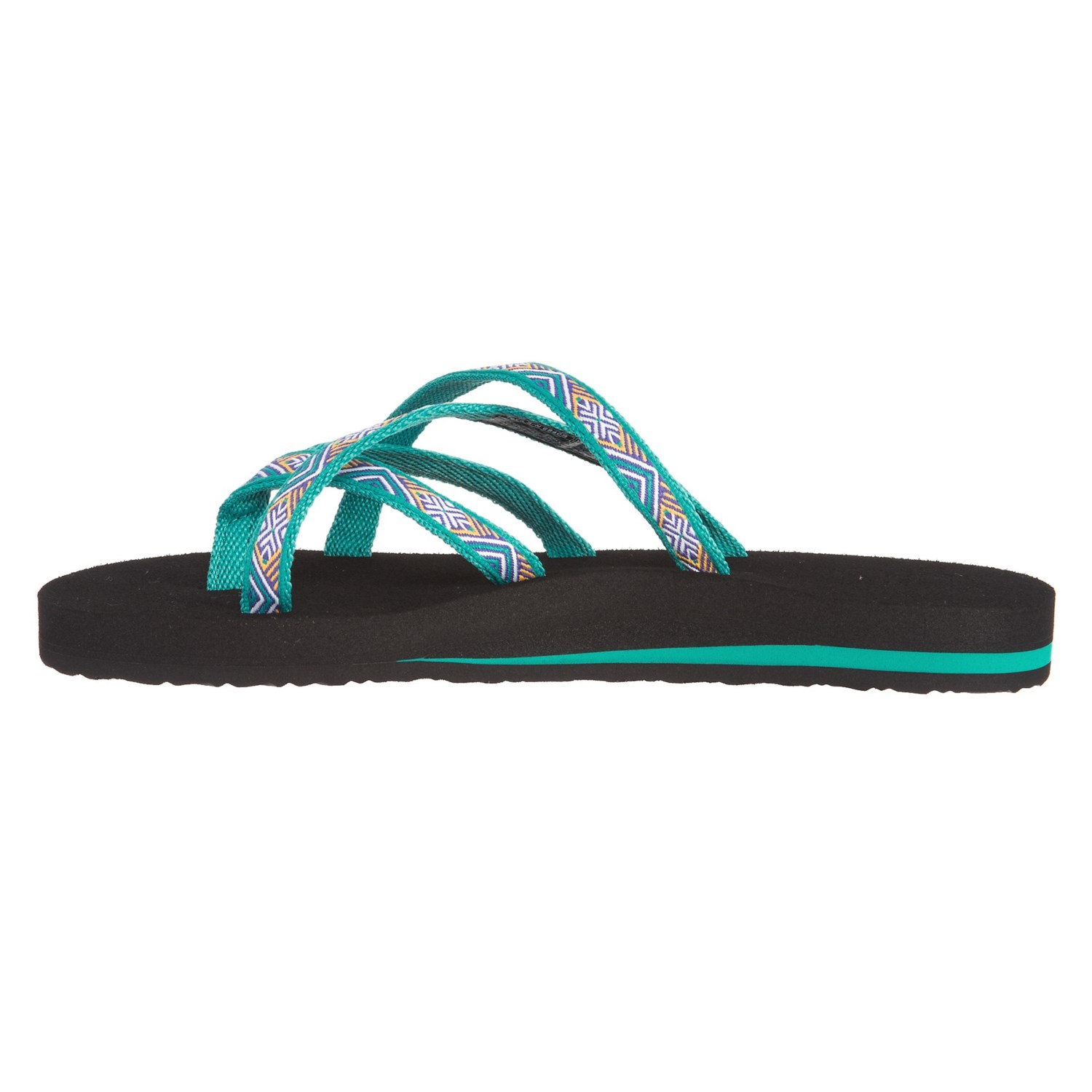 2c99124c6d42d Teva Olowahu Flip-Flops (For Women) - Save 35%