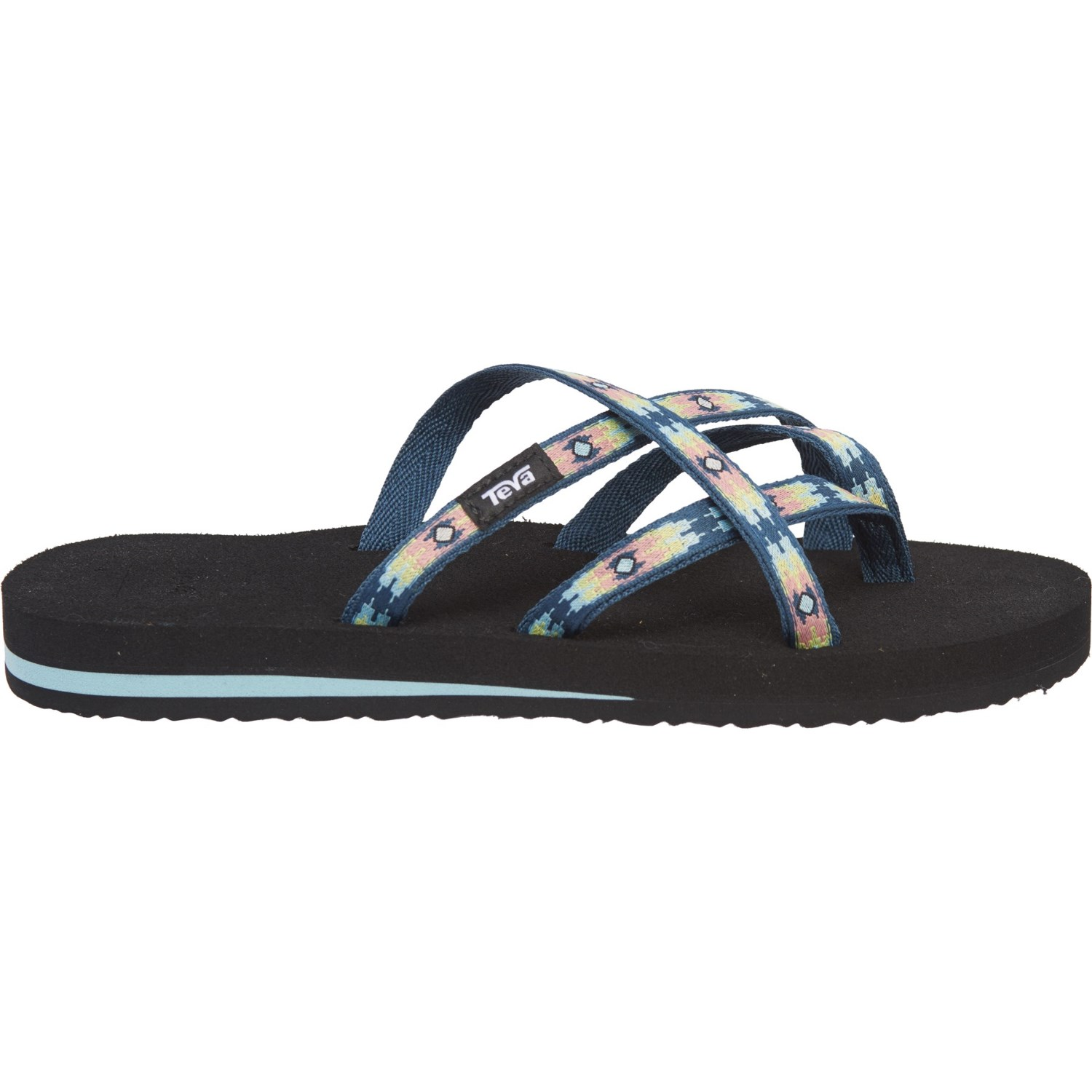 1ab367cd3852 Teva Olowahu Flip-Flops (For Women) - Save 35%