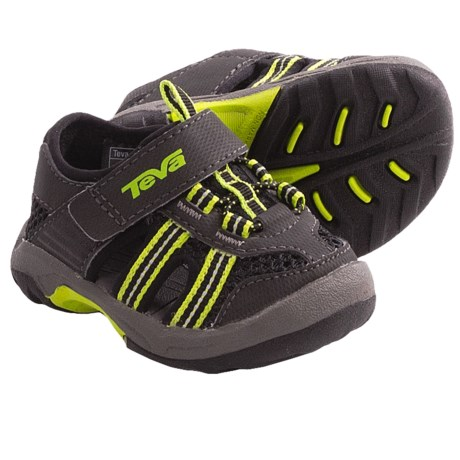 Teva Omnium 2 Shoes (For Infants) in Black