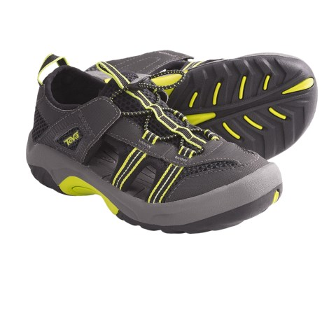 Teva Omnium 2 Shoes (For Kids and Youth) in Black