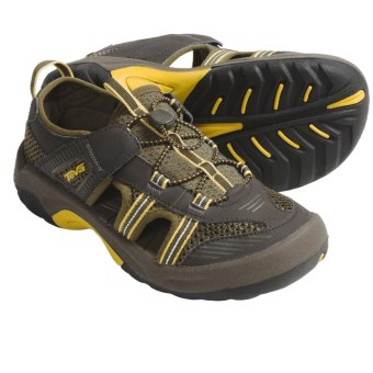 Teva Omnium 2 Shoes (For Kids and Youth) in Dark Olive