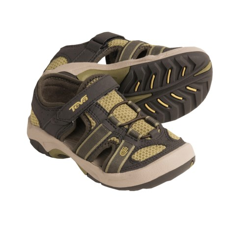 Teva Omnium Sport Sandals (For Kids and Youth) in Army