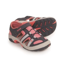 Teva Omnium Sport Sandals (For Kids and Youth) in Rose - Closeouts