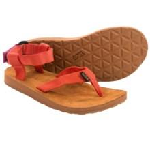 Teva Original Backpack Sport Sandals (For Women) in Grenadine - Closeouts