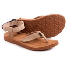Teva Original Backpack Sport Sandals (For Women) in Tan - Closeouts