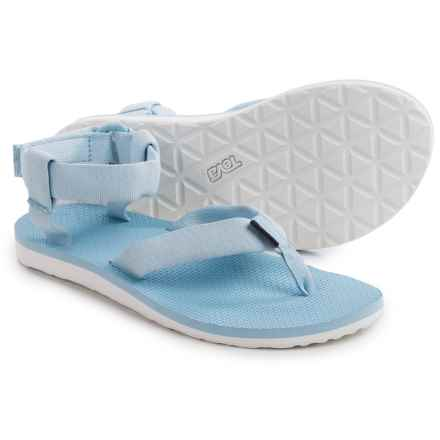 Teva Original Sport Sandals (For Women) in Marled Blue - Closeouts