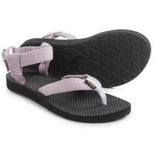 Teva Original Sport Sandals (For Women) in Marled Orchid - Closeouts