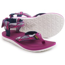 Teva Original Sport Sandals (For Women) in Pyramid Raspberry - Closeouts