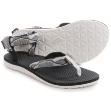 Teva Original Sport Sandals (For Women) in Pyramid Wild Dove - Closeouts