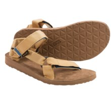 Teva Original Universal Backpack Sandals (For Men) in Khaki - Closeouts