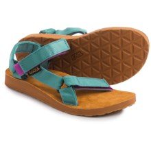 Teva Original Universal Backpack Sandals (For Women) in Brittany Blue - Closeouts