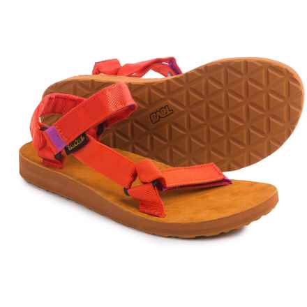 Teva Original Universal Backpack Sandals (For Women) in Grenadine - Closeouts