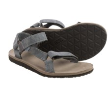 Teva Original Universal Diamond Sport Sandals - Leather (For Women) in Tradewinds - Closeouts