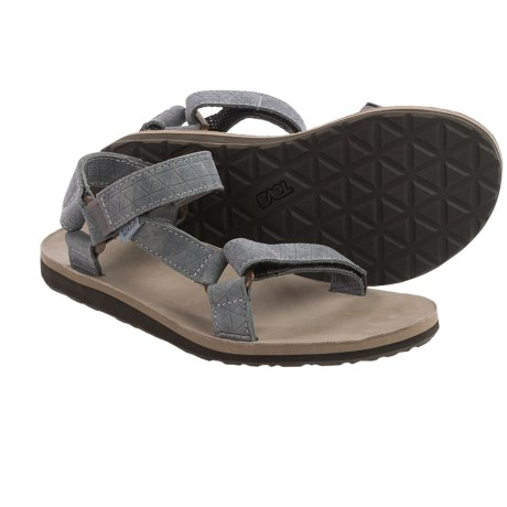 Teva Original Universal Diamond Sport Sandals Leather (For Women)