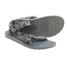 Teva Original Universal Inca Sport Sandals (For Men) in Inca Slate Grey - Closeouts