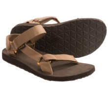 Teva Original Universal Lux Sandals (For Men) in Toasted Coconut - Closeouts