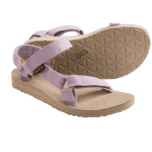 Teva Original Universal Lux Sandals (For Women) in Sea Fog - Closeouts