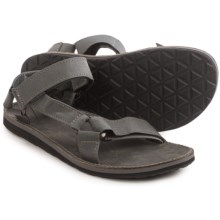 Teva Original Universal Menswear Sandals (For Men) in Charcoal Grey - Closeouts