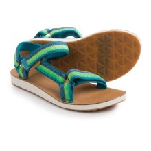 Teva Original Universal Ombre Sport Sandals (For Women) in Deep Teal - Closeouts