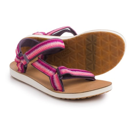 Teva Original Universal Ombre Sport Sandals (For Women) in Raspberry