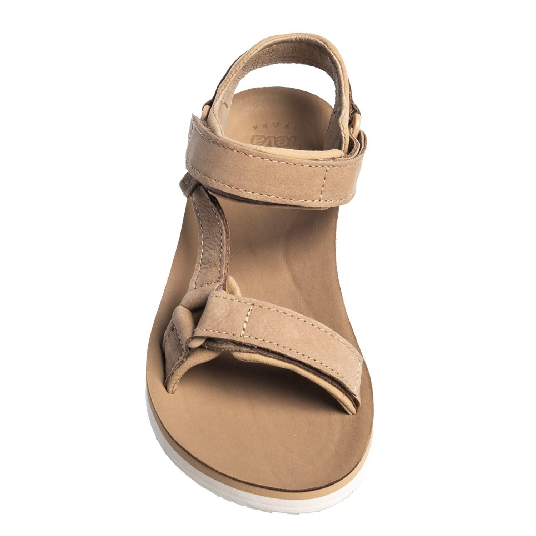 1f70e31f375b Teva Original Universal Premier Leather Sandals (For Women) - Save 42%