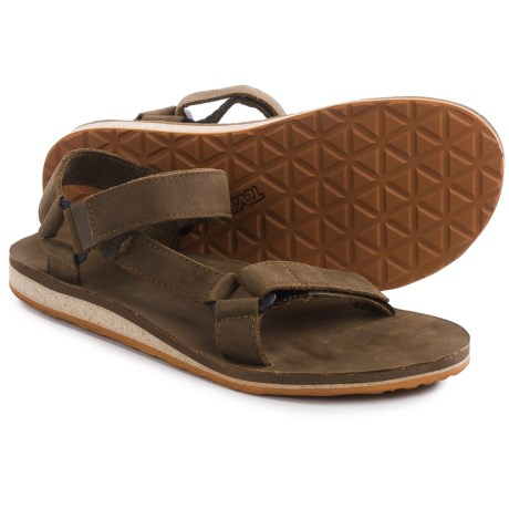 Teva Original Universal Premium Sandals Leather For Men